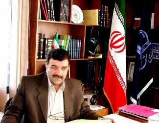 دكتر علیرضا عاشوری ، رئیس دانشگاه فردوسی مشهد