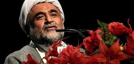 حجة الاسلام ابوالقاسم علیزاده رئیس سازمان بسیج طلاب و روحانیون کشور
